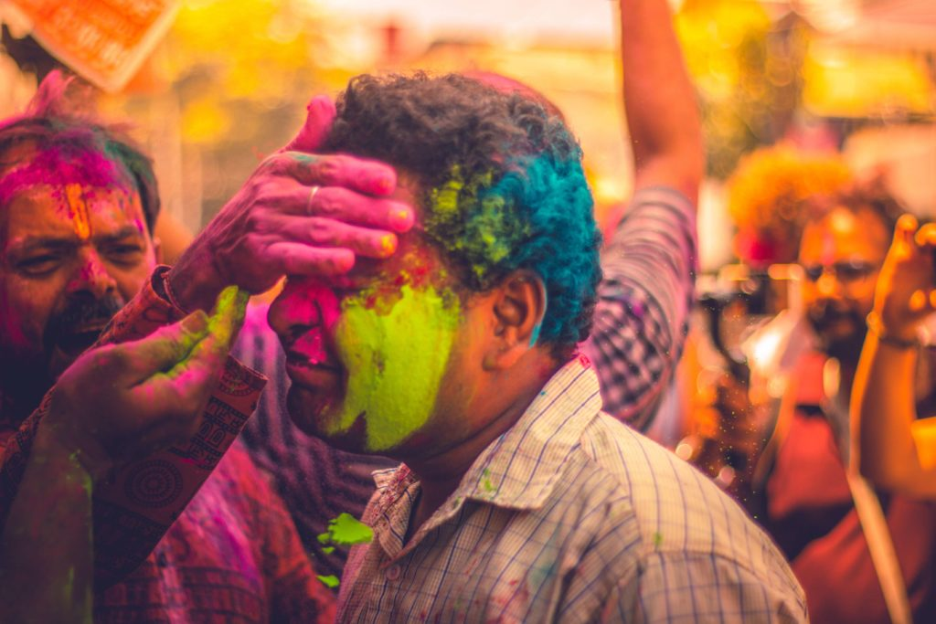 Holi Is Famous For?